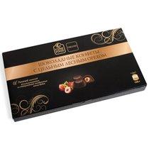 Конфеты Fine Food шоколадные с цельным лесным орехом