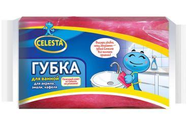 Губка для ванной Celesta