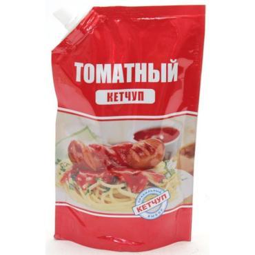 Кетчуп Правильный выбор томатный