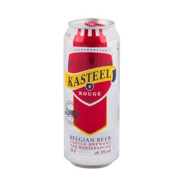 Пиво Van Honsebrouck Kasteel Rouge нефильтрованное темное 7%