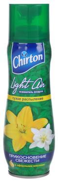 Освежитель воздуха Chirton Light Air Прикосновение свежести Сухое распыление