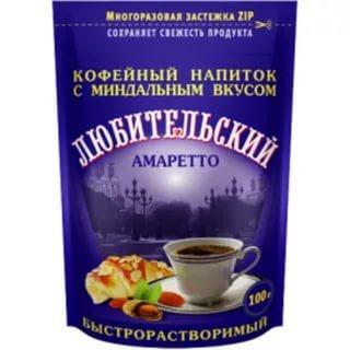 Напиток кофейный Любительский Амаретто