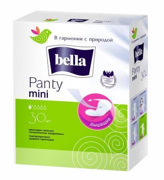 Прокладки Bella Panty mini ежедневные 30 шт