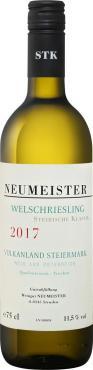 Вино белое сухое Welschriesling Steirische Klassik Vulkanland Steiermark, 750 мл., стекло