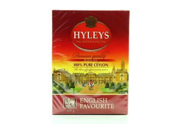 Чай Hyleys Английский Фаворит черный листовой