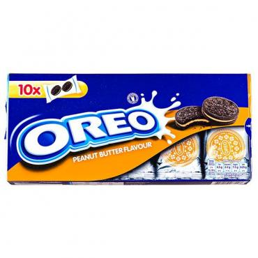 Печенье Oreo Peanut Butter Flavour