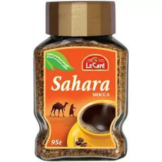Кофе Le Cafe Sahara Mocca натуральный растворимый сублимированный