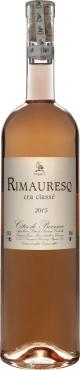 Вино 13 % 2015 года розовое сухое Domaine de Rimauresq Cru Class Cotes de Provence, Франция, 3 л., стекло