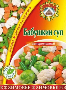 Бабушкин суп, Зимовье, 400 гр., пакет