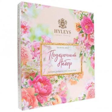 Набор чая Hyleys Цветы подарочный