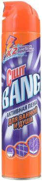 Активная пена Cillit Bang для ванной и душа