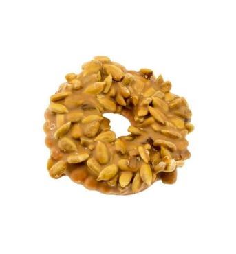 Печенье Ама-Конфи Карамельное кольцо с семечками