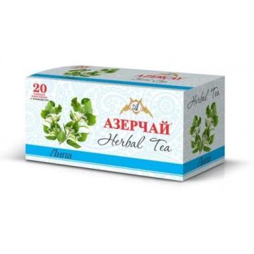 Чай Азерчай Липа в пакетиках