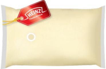 Соус Heinz майонезный 28% легкий, Россия