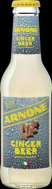 Напиток безалкогольный сильногазированный Arnone Ginger beer, Италия, 200 мл., стекло