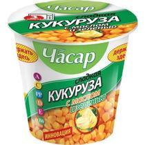 Кукуруза Часар с маслом и зеленью замороженная