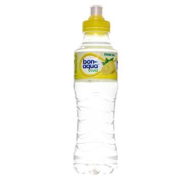 Вода негазированная Bon Aqua Viva Лимон