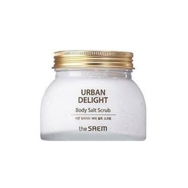Скраб для тела The Saem Urban Delight Body Salt Scrub