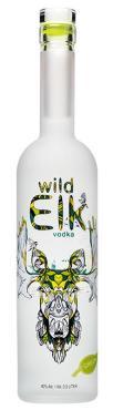 Водка Wild Elk Green 40%, 500 мл., стекло
