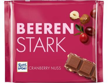 Шоколад Ritter Sport Cranberry Nuss