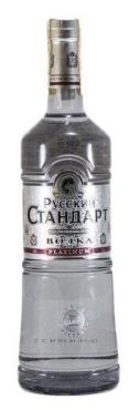 Водка Русский Стандарт платиниум 40%