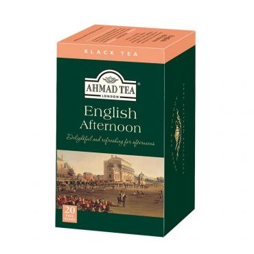 Чай Ahmad Tea London English Afternoon