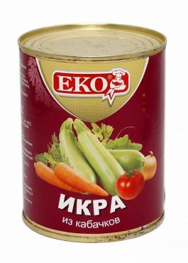 Овощные консервы Eko Икра из кабачков