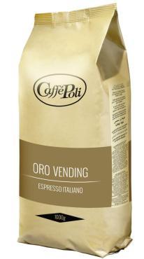Кофе Caffe Poli Oro Vending