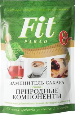 Заменитель сахара Fit PARAD На Jснове эритрита