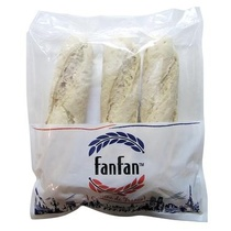 Багет FanFan с луком половинка замороженный