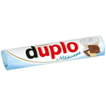 Батончик Ferrero Duplo Молочный шоколад
