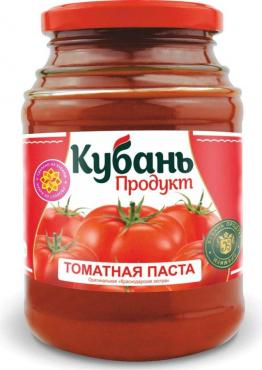 Томатная паста Кубань Продукт