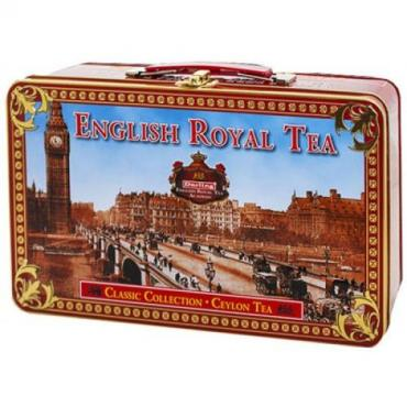 Чай черный Dolche vita Символ Лондона (2 вида + 250 гр. мусс медовый)