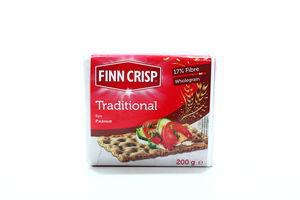 Хлебцы Finn Crisp Traditional ржаные