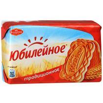 Печенье традиционное, Юбилейное, 134 гр., бумага