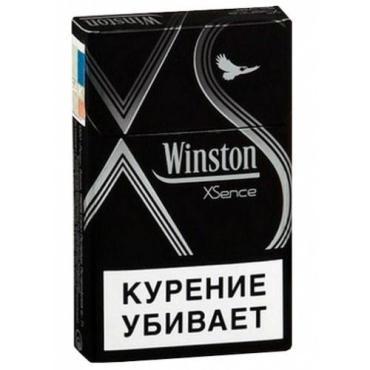 Сигареты Winston Xsence Silver