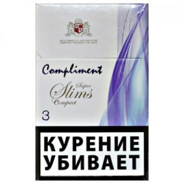 сигареты комплимент 3 купить с доставкой в москве
