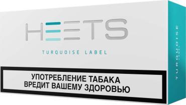 Стик Heets для IQOS Parliament Turquoise Label