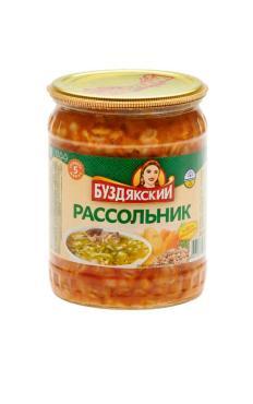 Суп Буздякский Рассольник