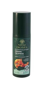 Био-Сыворотка для волос Karelia Organica Organic Oblepikha Глубокое восстановление и питание