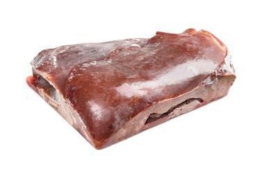 Печень говяжья заморож.