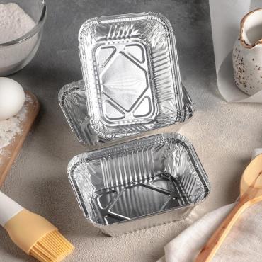 Набор форм Доляна для выпечки из фольги