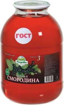 Сок ВкусноСок черная смородина