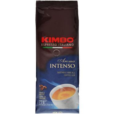 Кофе Kimbo Aroma Intenso натуральный в зернах