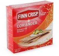 Сухарики Finn Crisp ржаные с кориандром