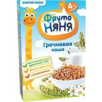Каша ФрутоНяня Гречневая молочная с 6 месяцев