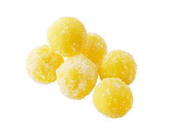 Драже сахарное с ароматом лимона, Нева, 2 кг., картонная коробка