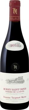 Вино 10-15% 2011 года красное сухое выдержанное Domaine Taupenot-Merme Morey saint denis premier cru la riotte, Франция, 750 мл., стекло