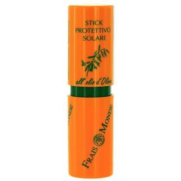 Гигиеническая губная помада Frais Monde для защиты от солнца для всех типов кожи