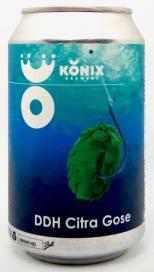 Пиво Konix DDH Citra Gose 330 мл., Жестяная банка